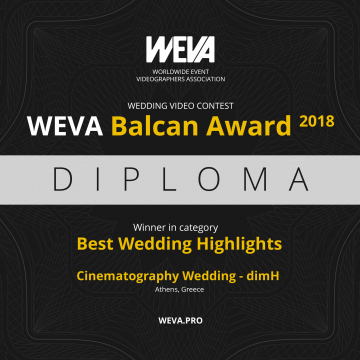 video wedding  diploma