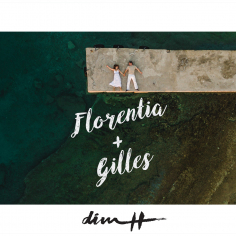 Florentia & Gilles // Weding in Spetses Island, Greece
