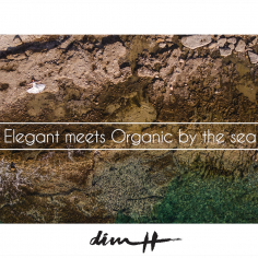 Elegant meets Organic by the sea // Bridal Styled Shoot in Cape Sounio, Greece