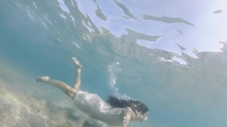 Λήψη με υποβρύχια κάμερα, dimh, Cinematographer γάμου, βάπτισης, εκδηλώσεων και events